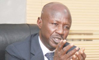 No going back on arrest of Ekpeyong, Oke, says Magu