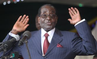 Mugabe finally resigns