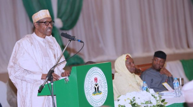 Buhari speaks on falling standard of education