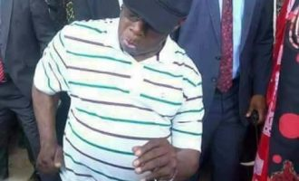EXTRA: 'Youthful' Obasanjo dances in Ebonyi