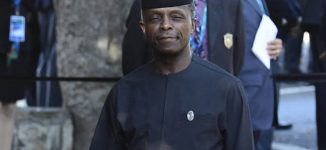 Osinbajo to deliver lecture at Harvard