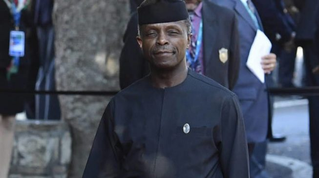 Nigeria saved N200bln from ghost workers - Osinbajo says