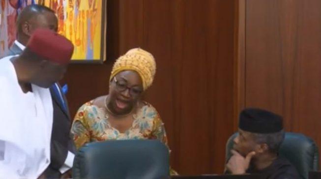 Garba Shehu: Reports on feud between Kyari, Oyo-Ita were fabricated