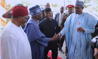 Tinubu: Jonathan's govt won gold medal in corruption — money ran away faster than Usain Bolt
