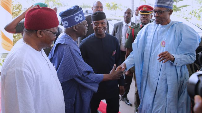 Plot to remove Oyegun suffers setback — APC crisis