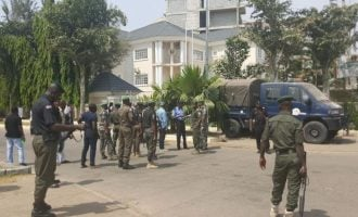 CSOs petition reps over police 'refusal' to reopen Peace Corps headquarters