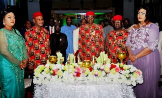 Buhari's visit to the south-east