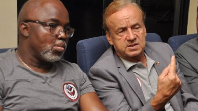 NFF extends Gernot Rohr's contract by two years