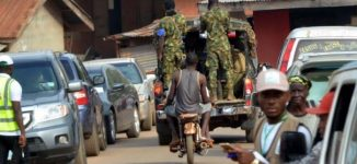 Anambra poll: Police arrest 'two IPOB members'