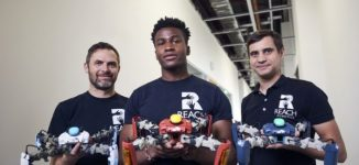 Apple begins sale of robot built by Nigerian-born engineer