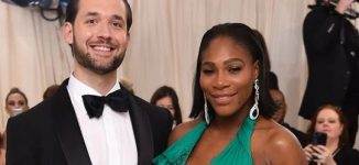 Serena Williams marries Alexis Ohanian