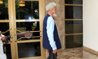 Soyinka and Nigeria's dinner with the devil
