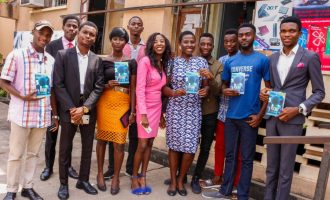 UI students launch maiden anthology of speeches