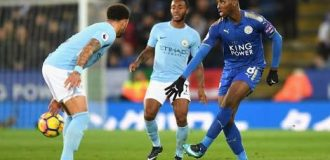 Iheanacho, Ndidi feature as Leicester lose to City