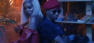Wizkid announces new collaboration with Tiwa Savage