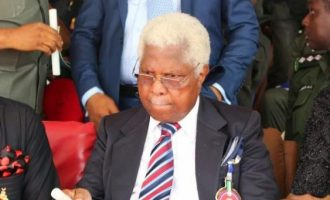 Ekwueme is alive and well, says family