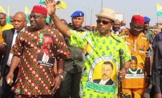 Obiano: Did the people really speak?