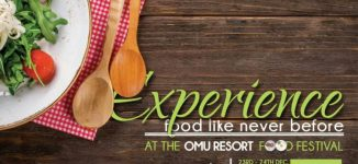 Omu Resort presents its first ever food festival