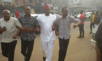 'Imo has been turned into a terror zone' — anti-Okorocha protesters recount police 'torture'