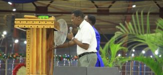 EYEWITNESS: Millions of people converge on Redemption Camp as RCCG Congress peaks