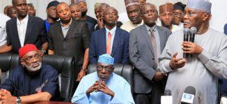 PDP's bet on Atiku to take it back to power