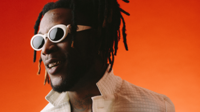 Burna Boy's 'Outside' earns number three debut on Billboard reggae chart
