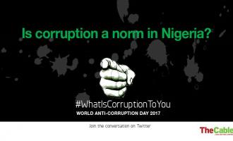 Nigerians wage war against corruption on social media