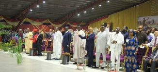 'Blessed handkerchief revives dead woman' — testimonies galore at RCCG Holy Ghost Congress