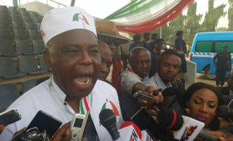Dokpesi kicks, says governors have decided winners of PDP convention