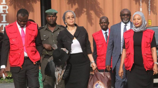 'You Lack Powers To Prosecute Serving Judges,' Court Tells EFCC