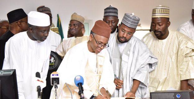 El-Rufai signs 2018 budget