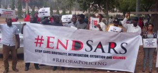 Don't reform SARS — scrap it, says protester