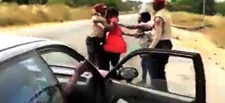 SHOCKING! FRSC officer engages woman in fist fight