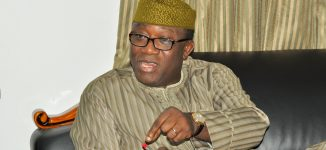 Fayemi: I'm not on vengeance mission… Ekiti in critical need of rescue