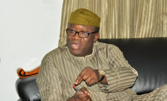 Why Fayemi should not run?