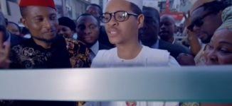 WATCH: Faze teams up with Harrysong for 'Businessman'