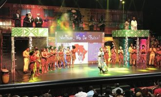 Fela and the Kalakuta Queens to set Terra Kulture stage afire
