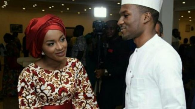 Yusuf is doing well, Buhari's daughter writes on Instagram