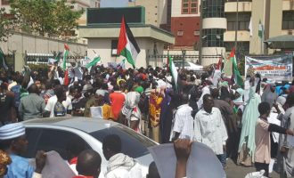 Shi'ites protest prolonged detention of Zakzaky, say 'we are losing patience'
