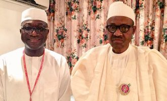 Jibrin meets Buhari, says 16-month suspension a learning curve