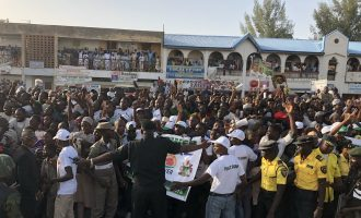 Buhari: Massive reception in Kano is a clear message to the opposition