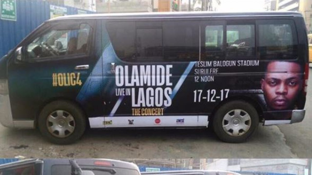 Lagos to divert traffic for Olamide's OLIC concert | TheCable