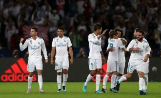 Real Madrid win Club World Cup for second straight year
