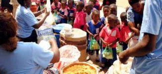 MealsForAll to feed 5,000 children during yuletide