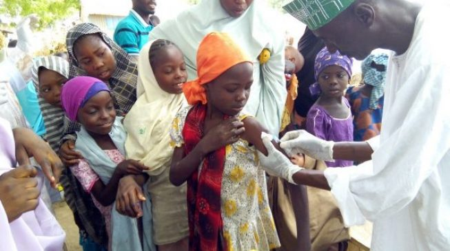 UNICEF: 4.3 million Nigerian children don't benefit from vaccinations every year