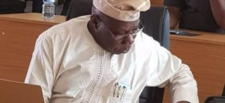 ICYMI: Obasanjo now has a PhD in Christian theology