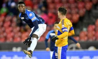 Stephen Odey: I hope to be next George Weah