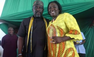 EXTRA: Okorocha appoints own sister as 'commissioner for happiness'
