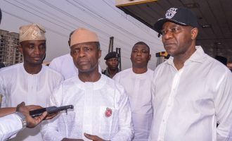 Osinbajo: We expect fuel queues to be eliminated in a few days