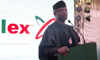 Osinbajo contradicts Obaseki, says $1bn not for Boko Haram war alone